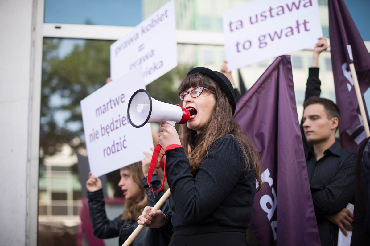 Сейм Польши отказался от полного запрета абортов