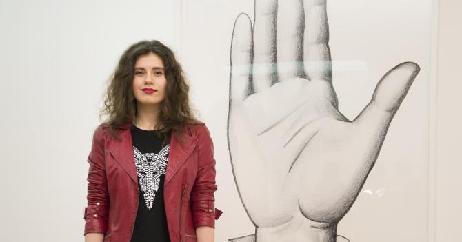 Мирослава Хартмонд: «От женщины, которая продает искусство, ожидают, что она будет воплощением женственности»