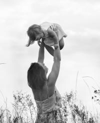Фотопроект: Осознанное материнство