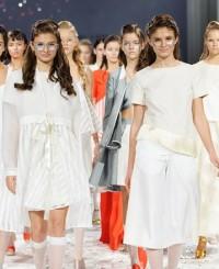 Самые яркие образы второго дня Ukrainian Fashion Week 2016