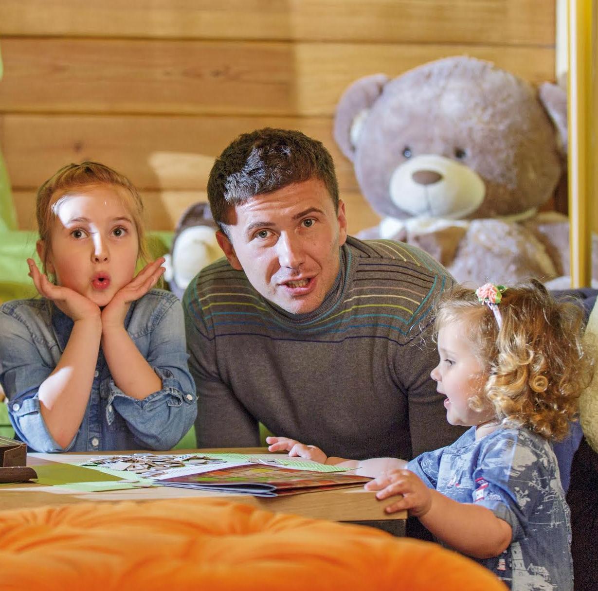 Дочкин папа: Практические рекомендации по воспитанию родителя