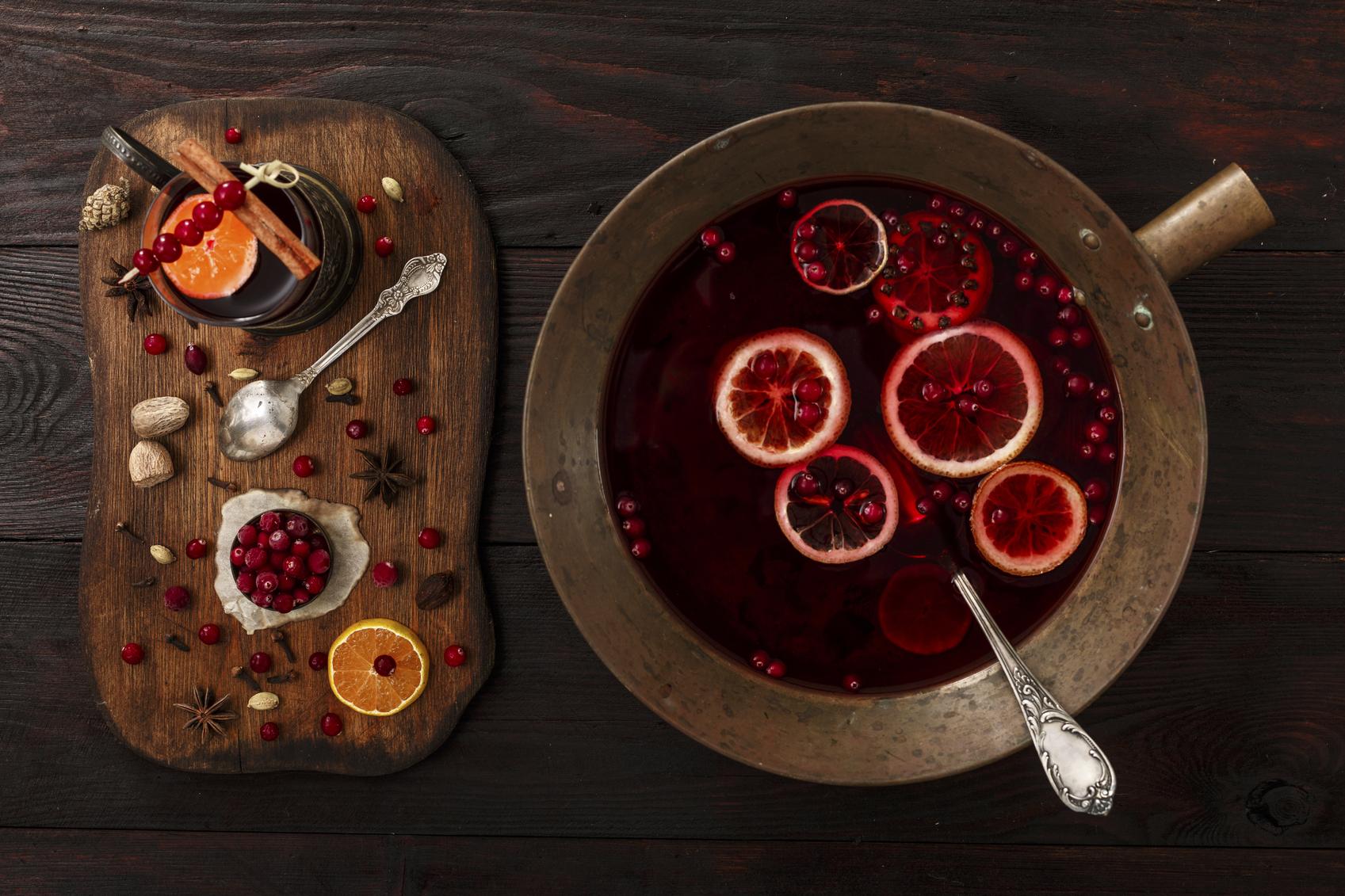 Согревающие напитки: Рецепты для офиса и дома