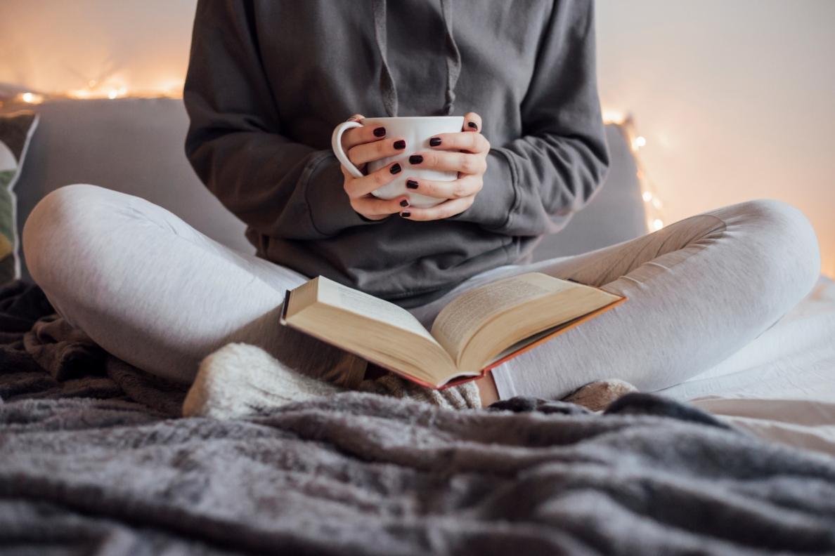 11 книг, которые читают люди прямо сейчас