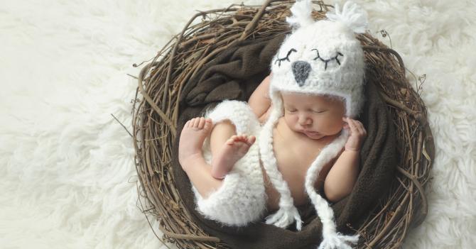 Сон в одной комнате с младенцем уменьшает риск синдрома внезапной смерти