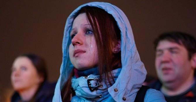 Мой Майдан: Пять женщин, пять историй