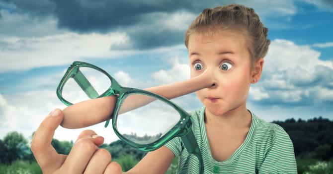 Откуда растет нос: Как избежать детской лжи