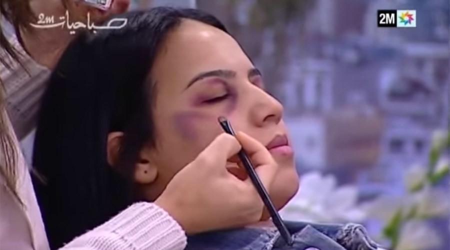 Инструкция по неприменению: Возмутительные советы от визажиста, как скрыть следы насилия макияжем