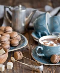 Чао, какао! 5 горячих напитков с шоколадом и какао