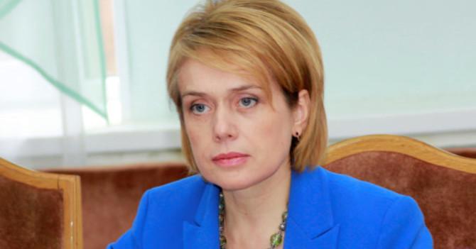 """Лілія Гриневич: """"Я переконана, що базою сучасної освіти стануть цінності"""""""