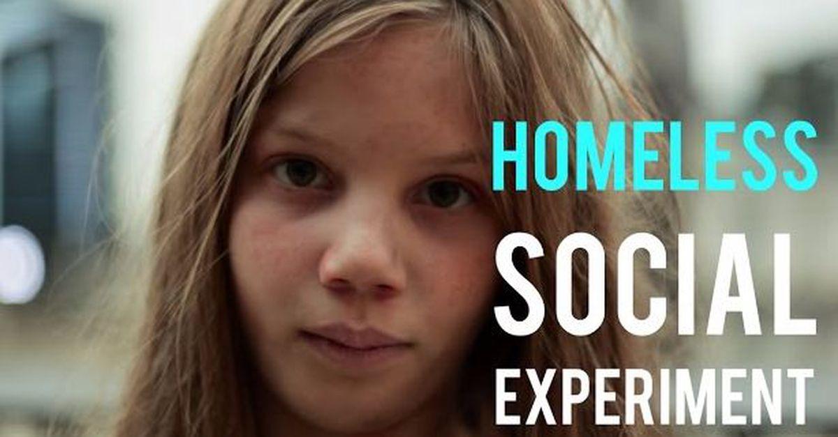 Видео: Когда бездомный ребенок стучится в вашу дверь