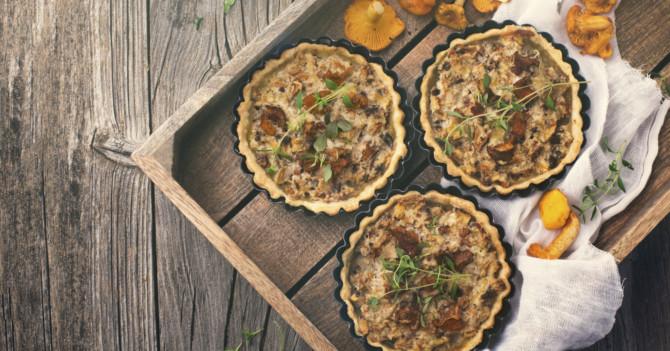 Еда в большом городе: 5 рецептов от Саввы Либкина