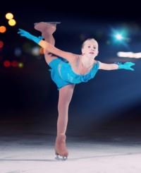 На коньках: Детские школы и секции Киева популярных зимних видов спорта