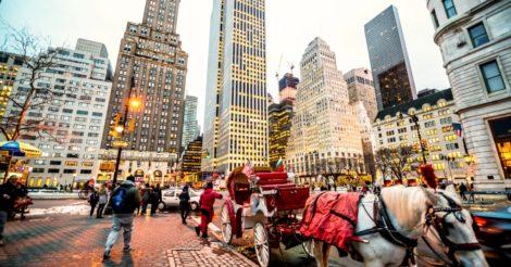 Галопом по Нью-Йорку: 8 обязательных мест для отдыха с детьми