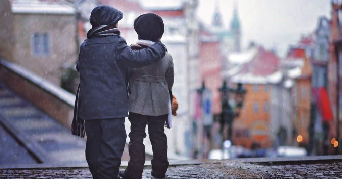 Куда пойти с ребенком в Киеве 13 и 14 января