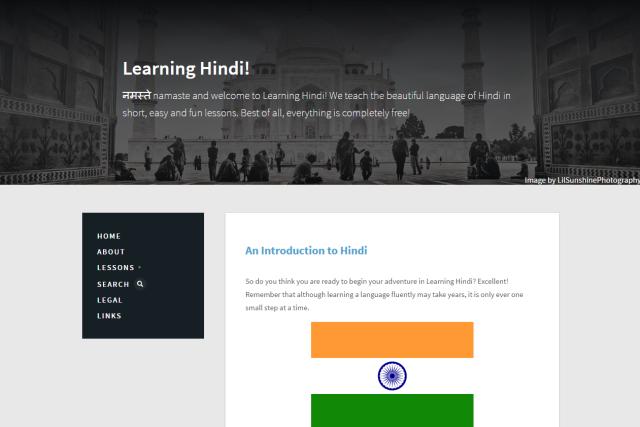 lerning-hindi