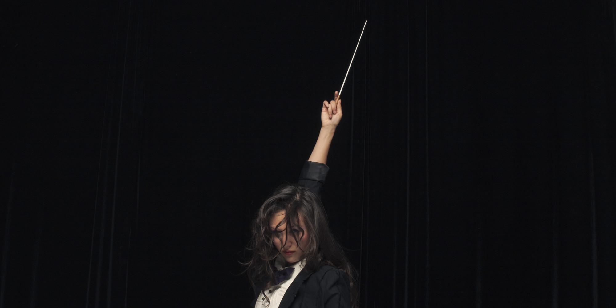 Почему в оркестрах играют в основном мужчины?