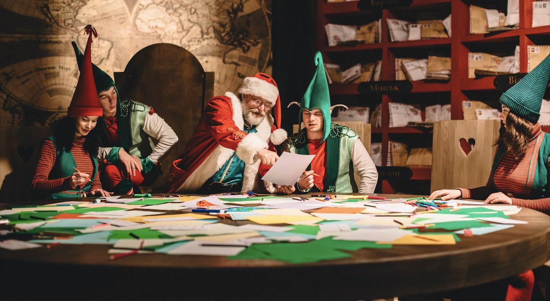 Куда пойти на выходных с семьей в Киеве 10 и 11 декабря