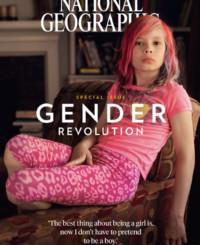 Ребенок-трансгендер впервые на обложке National Geographic