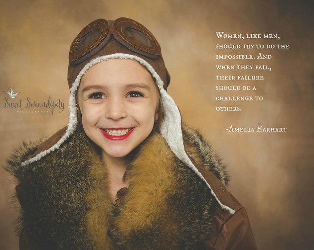 Фотопроект: От Амелии до Малалы