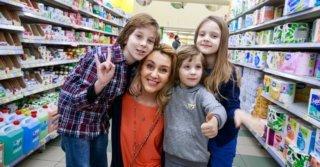 Плюс пять: Сколько «стоят» пятеро детей Снежаны Егоровой