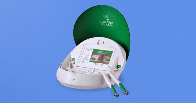 WoMo-находка: Программа омоложения кожи CatioVital cellular energy
