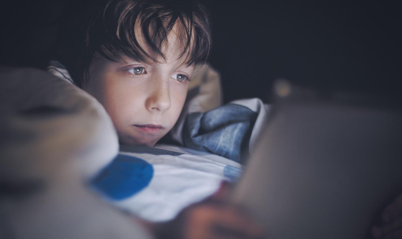 Киберболезнь: Детский недуг XXI века