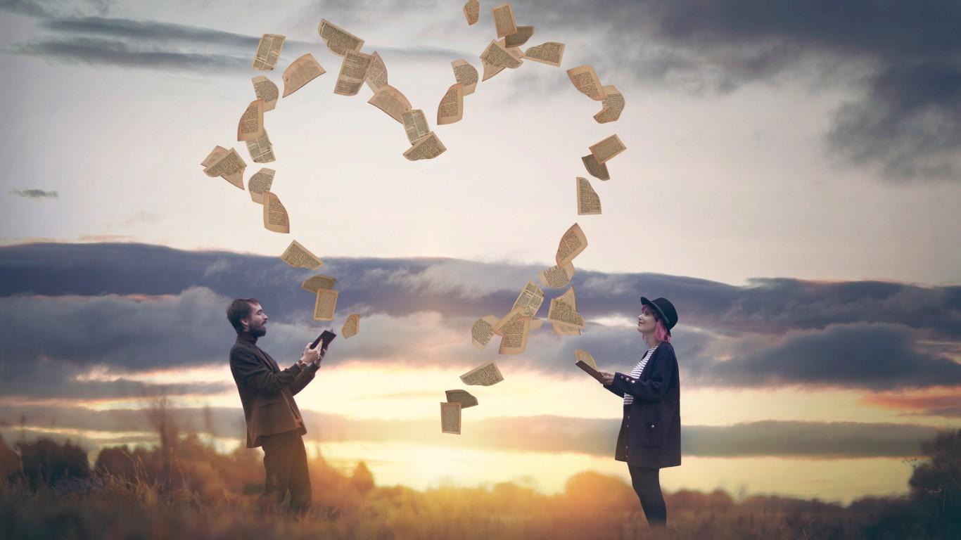 Читательницы и писательницы о 10 лучших романах о любви