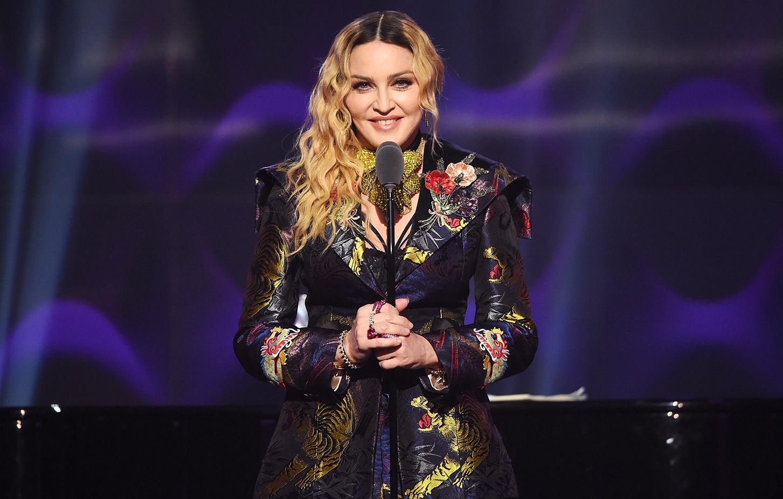 """Мадонна: """"Если ты родилась девочкой, тебе приходится играть по определенным правилам"""""""