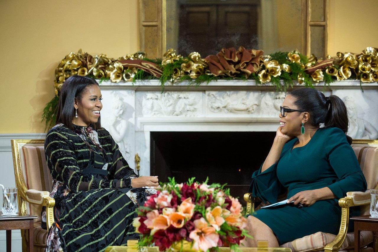 """Мишель Обама: """"Мы, женщины, часто недооцениваем себя, но я поняла, что хороша в том, что я делаю"""""""