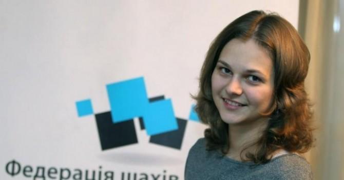 Украинка Анна Музычук стала чемпионкой мира по быстрым шахматам