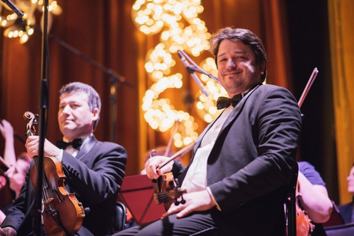 Новогодний концерт «Тысяча огней»