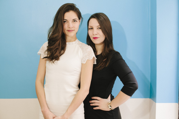 The Muse founders- Kathryn Minshew and Alex Cavoulacos
