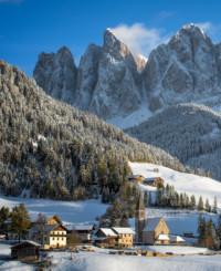 Куда навострить лыжи: 5 мест для семейного отдыха зимой