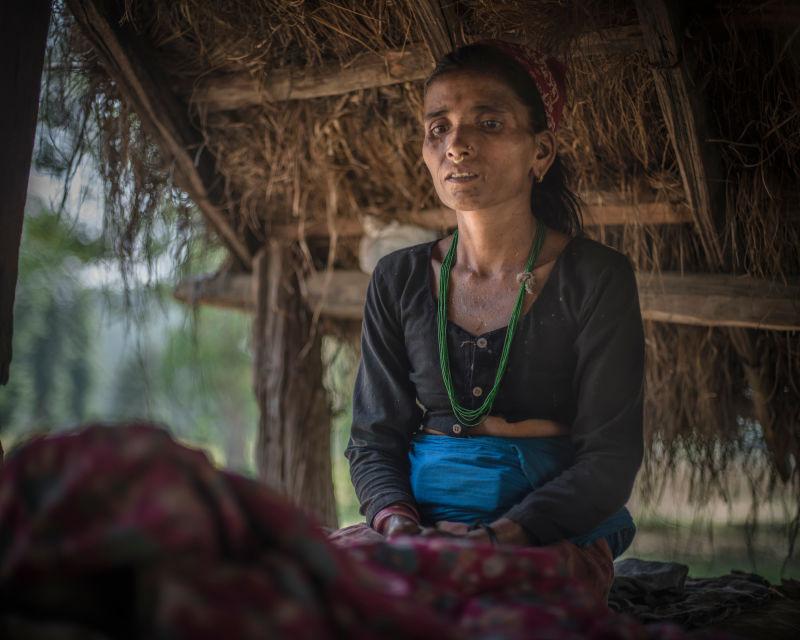 woman-nepal