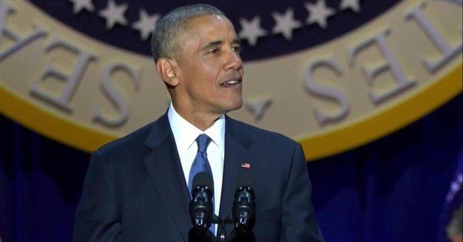 Барак Обама: «Из всего, что я сделал в своей жизни, наиболее горжусь быть отцом»