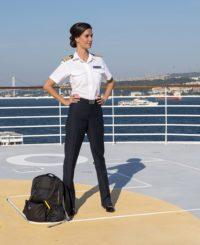 Женщина на корабле: Капитан Кейт МакКей об отстутствии границ