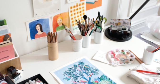 Женщины, которые рисуют: Портал для художниц и вопрос женской солидарности