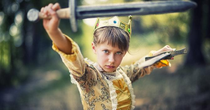 14 театральных студий Киева для детей от 3 лет