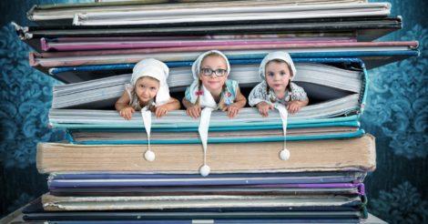 5 детских книг для чтения в непогоду