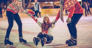 CityGuide: 10 мест Киева, где можно покататься на коньках или лыжах