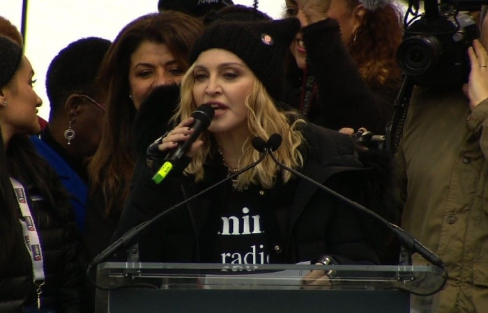 """Мадонна: """"Добро не победило на этих выборах, но оно может победить в итоге"""""""