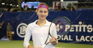 Украинская теннисистка Марта Костюк поборется за титул в юниорском Australian Open