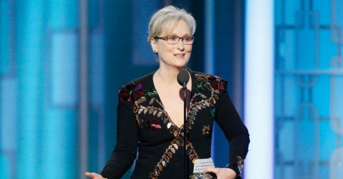 """Мерил Стрип: """"Инстинкт унижать людей, поощряемый кем-то влиятельным, дает право другим людям поступать так же"""""""