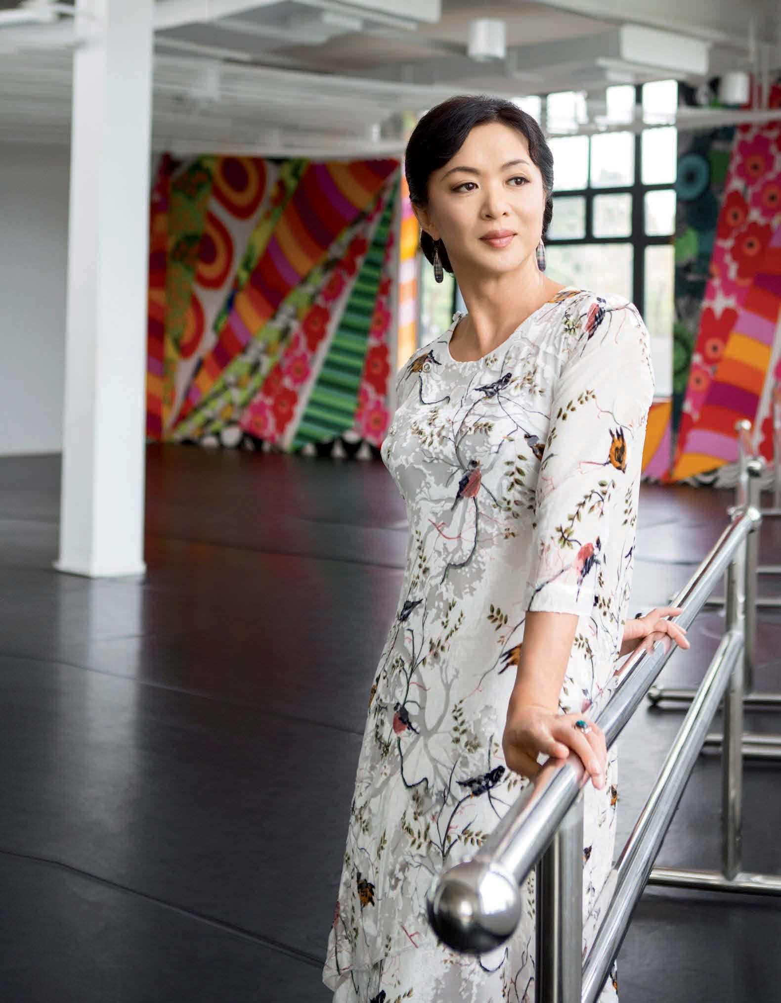 """Цзинь Син: """"Мои дети знают, что их мать в прошлом была мужчиной"""""""