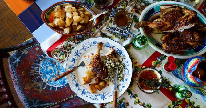WoMo CookAround: Три рецепта из Португалии