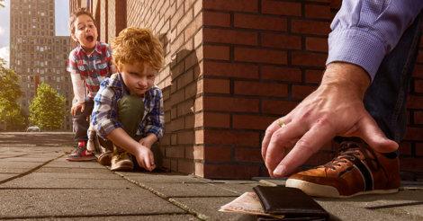 """Непростые отношения: 4 правила здравого подхода в вопросе """"дети и деньги"""""""