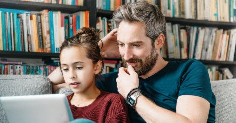 Гаджетомания: 5 IT-пап о месте технологий в жизни детей