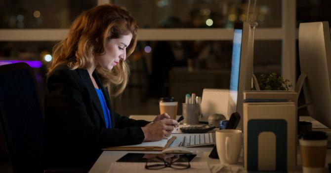 Индекс предпринимательского настроения:  24% украинок считают, что могут заниматься бизнесом