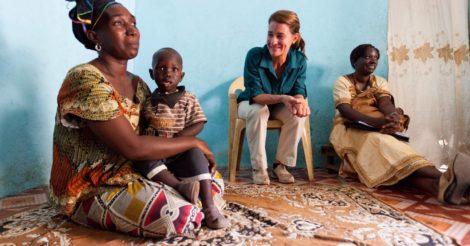 """Мелинда Гейтс: """"Решения о детях мы с Биллом принимали, исходя из того, что будет правильно и для семьи, и для меня"""""""