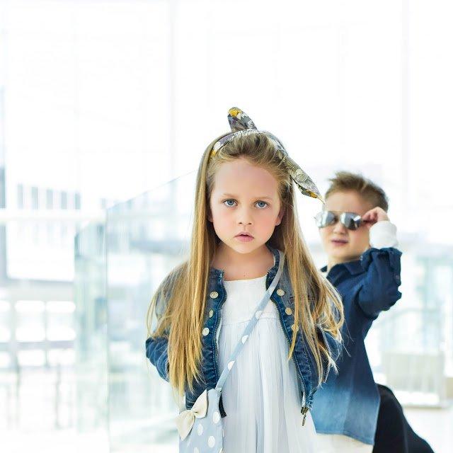 Non pink, non blue: Формируем детский гардероб